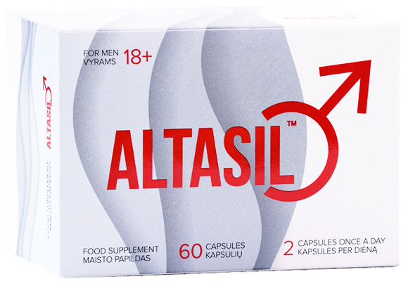 Food supplement Altasil